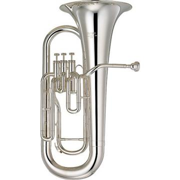 Yamaha YEP-201M Series Convertible Marching Bb Euphonium Silver