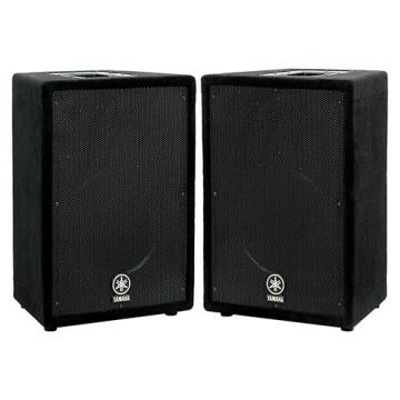 "Yamaha A12 12"" 2-Way Loudspeaker Pair"