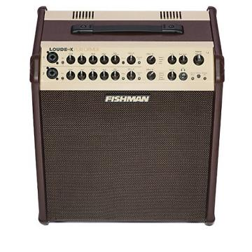 Fishman Loudbox Performer 180W Acoustic Guitar Combo Amp with Effects Brown