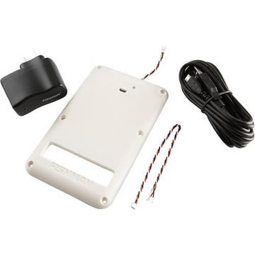 Fishman 9V Rechargeable Battery Pack for Strat White