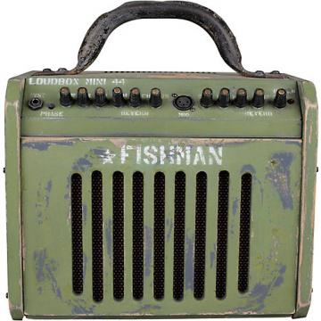 Fishman Loudbox Mini '44 Limited Edition Acoustic Guitar Combo Amplifier