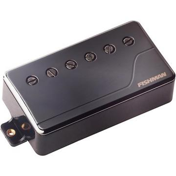Fishman Fluence Classic Humbucker Neck Guitar Pickup Black Nickel