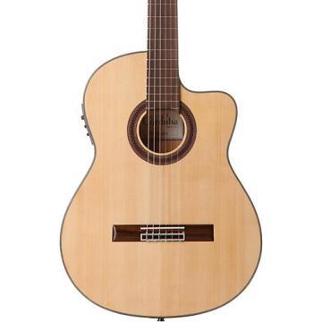 Cordoba GK Studio Acoustic-Electric Nylon String Flamenco Guitar Natural