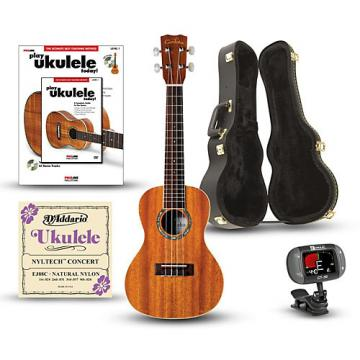 Cordoba 15CM Concert Ukulele Deluxe Bundle Natural