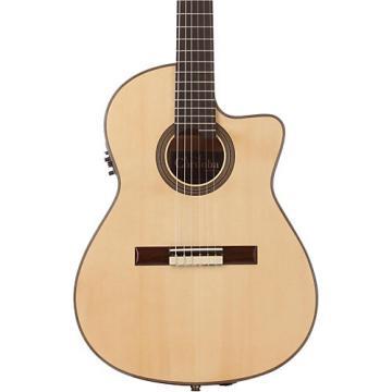 Cordoba Fusion 14 Maple Acoustic-Electric Nylon String Classical Guitar Natural