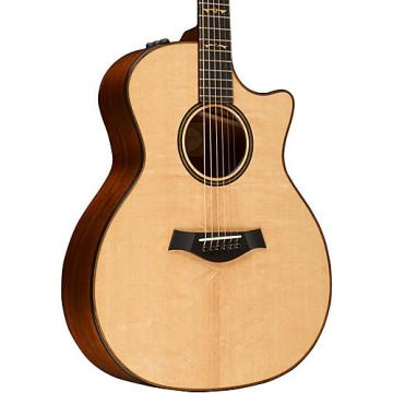Chaylor Limited Edition 514ce Grand Auditorium Acoustic-Electric Guitar Medium Brown Stain
