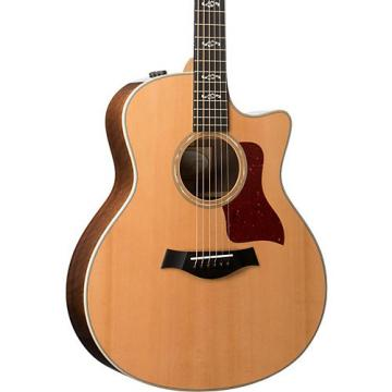 Chaylor 400 Series 416ce Limited Edition Grand Symphony Acoustic-Electric Guitar Natural