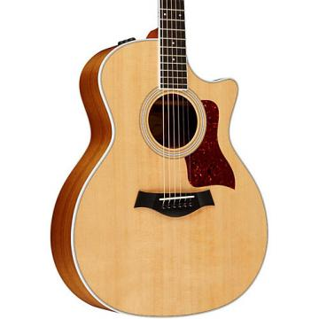 Chaylor 400 Series 414ce Grand Auditorium Acoustic-Electric Guitar Natural