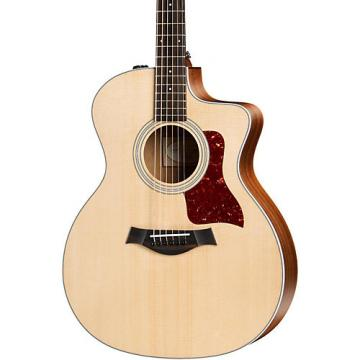 Chaylor 200 Series 2017 214ce Grand Auditorium Acoustic-Electric Guitar Natural