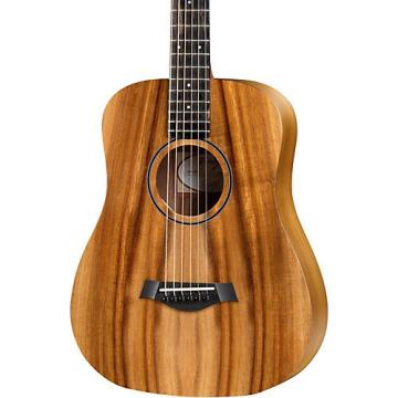 Chaylor Baby Chaylor BTe-Koa Dreadnought Acoustic-Electric Guitar Natural