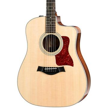 Chaylor 200 Series 210ce Deluxe Dreadnought Acoustic-Electric Guitar Natural