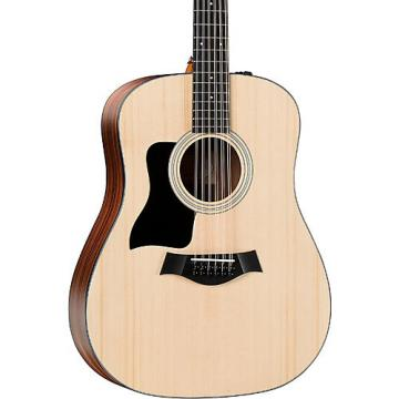 Chaylor 100 Series 150e Rosewood Dreadnought 12-String Left-Handed Acoustic-Electric Guitar Natural