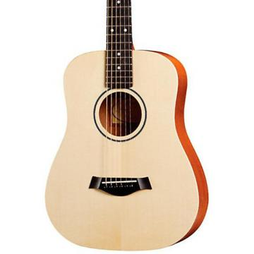 Chaylor Baby Chaylor Acoustic Guitar Natural