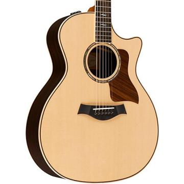 Chaylor 800 Series 814ce Grand Auditorium Acoustic-Electric Guitar Natural