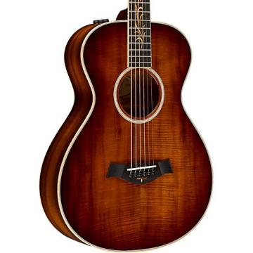 Chaylor Koa Series K22e 12-Fret Grand Concert Limited Edition Acoustic-Electric Guitar Shaded Edge Burst
