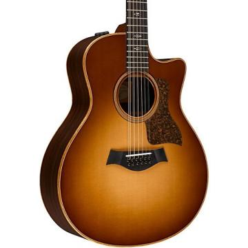 Chaylor 700 Series 756ce Grand Symphony 12-String Acoustic-Electric Guitar Western Sunburst