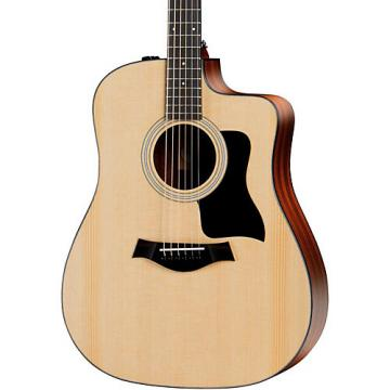 Chaylor 100 Series 2017 110ce Rosewood Dreadnought Acoustic-Electric Guitar Natural