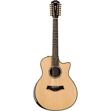 Chaylor Presentation Series PS56ce Grand Symphony Macassar Ebony Acoustic-Electric 12-String Guita