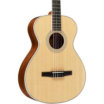 Chaylor 400 Series 412e-N Grand Concert Nylon String Acoustic Guitar Natural
