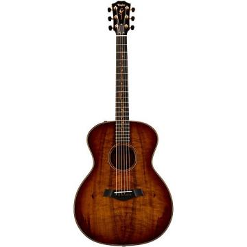 Chaylor Koa Series K24e Grand Auditorium Acoustic-Electric Guitar Shaded Edge Burst