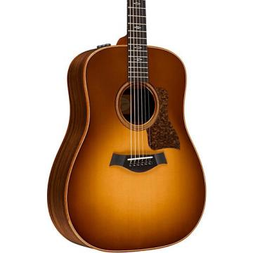 Chaylor 700 Series 710e Dreadnought Acoustic-Electric Guitar Western Sunburst