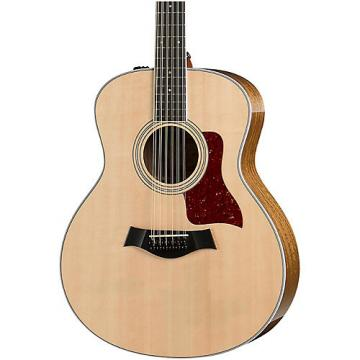 Chaylor 400 Series 456e Grand Symphony 12-String Acoustic-Electric Guitar Natural