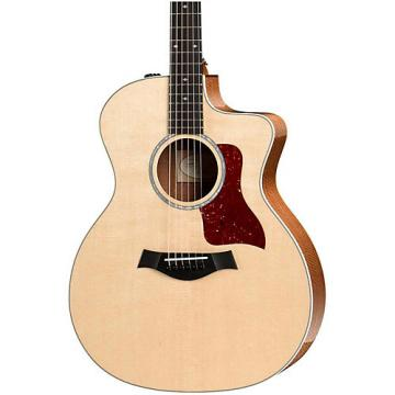 Chaylor 200 Series 214ce-FS Deluxe Grand Auditorium Acoustic-Electric Guitar Natural