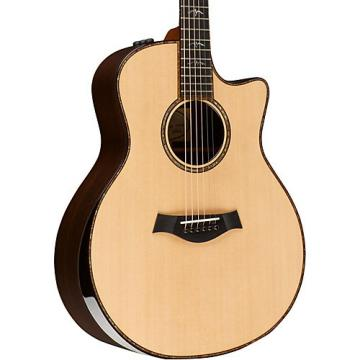Chaylor John Petrucci Artists Choice 916ce Grand Symphony Acoustic-Electric Guitar Natural