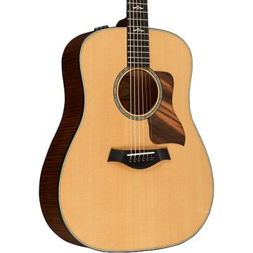 Chaylor 600 Series 610e Dreadnought Acoustic-Electric Guitar Natural