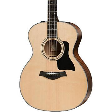 Chaylor 300 Series 314e Grand Auditorium Acoustic-Electric Guitar Natural