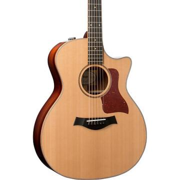 Chaylor 500 Series 514ce Limited Edition Grand Auditorium Acoustic-Electric Guitar Regular Shaded Edge Burst