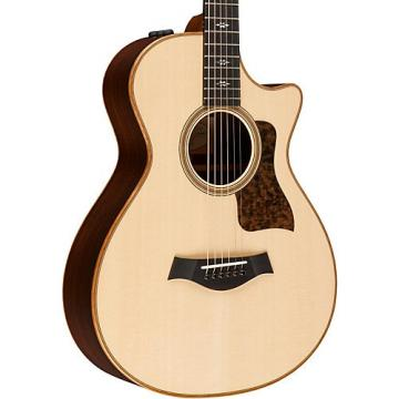 Chaylor 700 Series 712ce Grand Concert Acoustic-Electric Guitar Western Sunburst