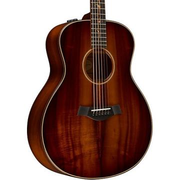 Chaylor Koa Series K26e Grand Symphony Acoustic-Electric Guitar Shaded Edge Burst