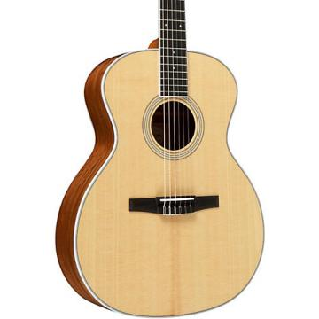 Chaylor 400 Series 414-N Grand Auditorium Nylon String Acoustic Guitar Natural