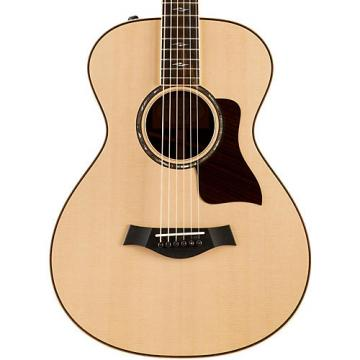 Chaylor 800 Series 812e 12-Fret Grand Concert Acoustic-Electric Guitar Natural