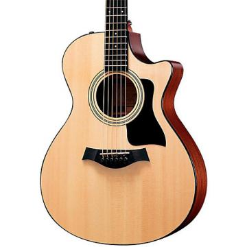 Chaylor 300 Series 312ce Grand Concert Acoustic-Electric Guitar Natural