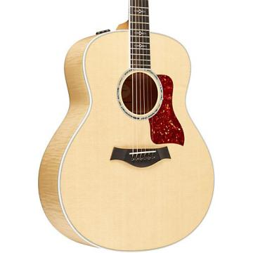 Chaylor 618e-2014 Grand Orchestra ES2 Acoustic-Electric Guitar Natural