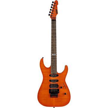 ESP USA M-III Electric Guitar Copper Sunburst