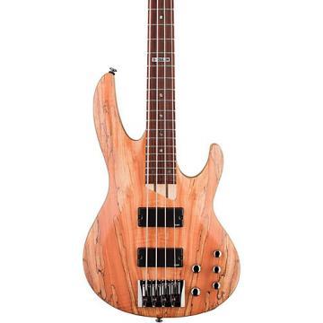 ESP LTD B-204SM Electric Bass Guitar Satin Natural