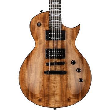 ESP EC-1000 Limited Edition Koa Electric Guitar Natural