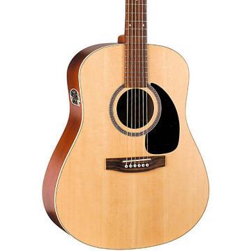 Seagull Coastline Series Dreadnought QI Acoustic-Electric Guitar Natural