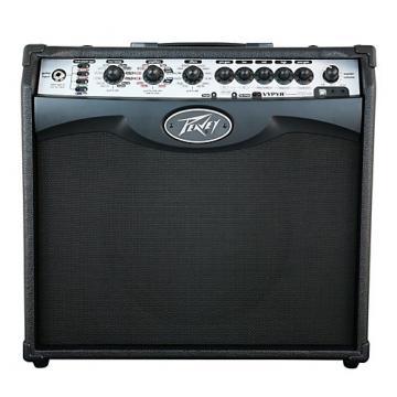 Peavey VYPYR VIP 2 40W 1x12 Guitar Modeling Combo Amp Black