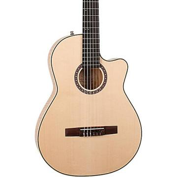 Seagull Arena Flame Maple CW Crescent II Acoustic-Electric Guitar Natural