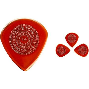 Dunlop Primetone Jazz III Sculpted Plectra Picks, 1.4 (3-Pack)