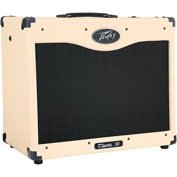 Peavey Classic 30 Special Edition 30W 1x12 Tube Guitar Combo Amp Ivory
