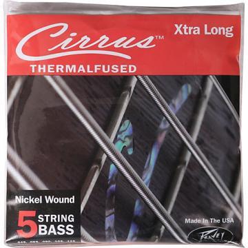 Peavey Cirrus Stainless Steel Strings 5XL