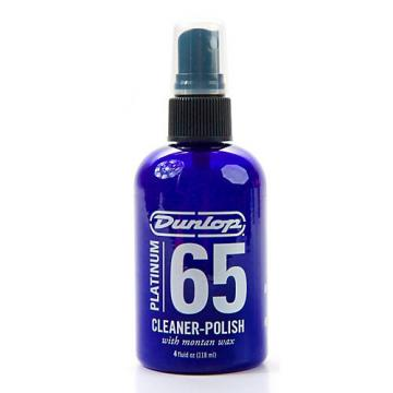 Dunlop Platinum 65 Cleaner Polish 4 oz.