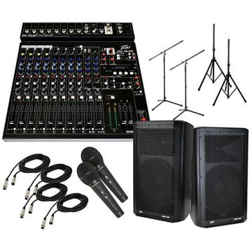 Peavey PV 14 AT with DM 112 PA Package