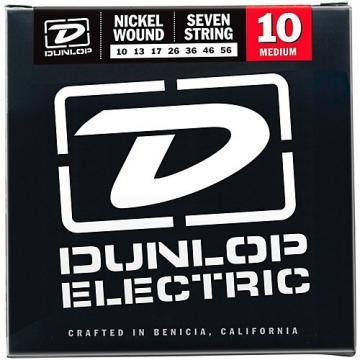 Dunlop NPS 7-string Electric Guitar Strings (10-56)