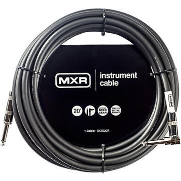 Dunlop MXR Instrument Cable 20 ft. Black